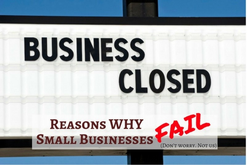 The Most Likely Reasons Why Small Businesses Fail In Rockledge